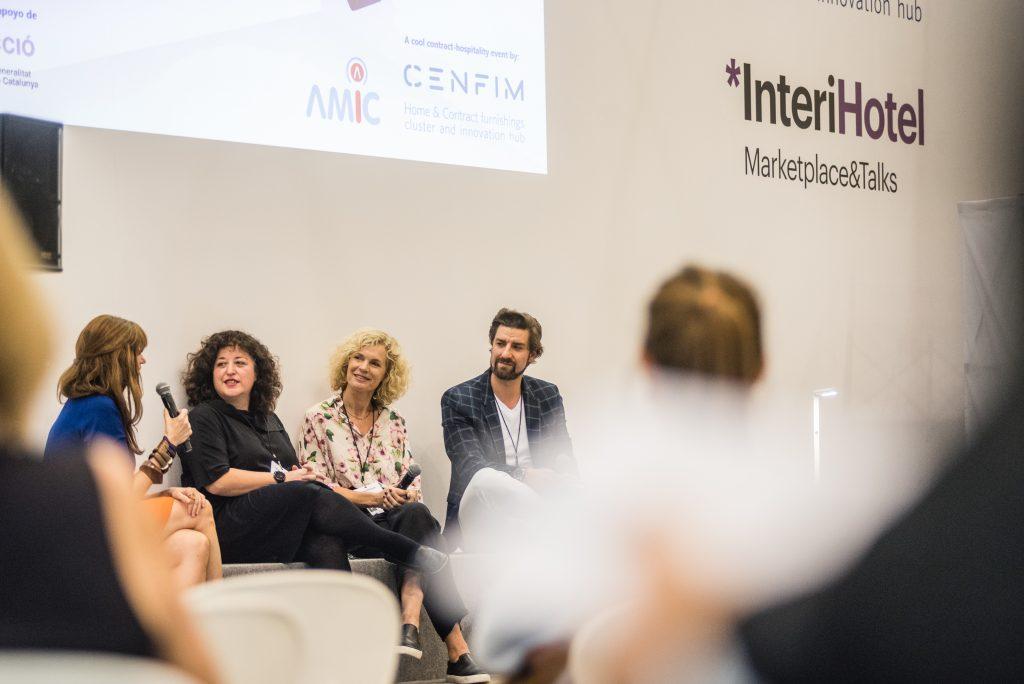 Casa Mathilda - Debate acerca de los nuevos modelos de hotel en INTERIHOTEL