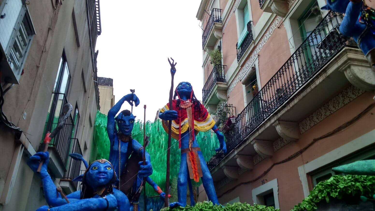 Casa Mathilda - Resaca de fiesta: Festes de Gràcia